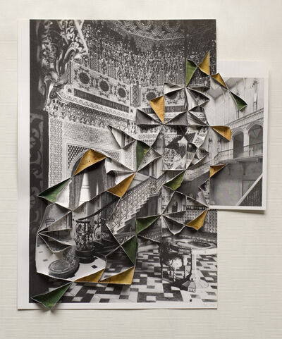 Abigail Reynolds, 'Cabinete arabe', 2009