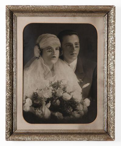 Jana Paleckova, 'untitled (eyes on the bride and groom)', 2016