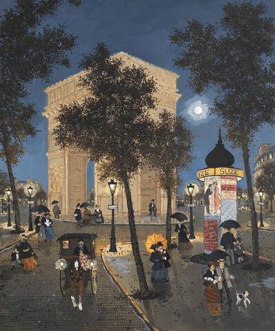 Fabienne Delacroix, 'Place de l'Etoile'