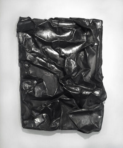 Lauren Seiden, 'Black Raw Wrap 3', 2014