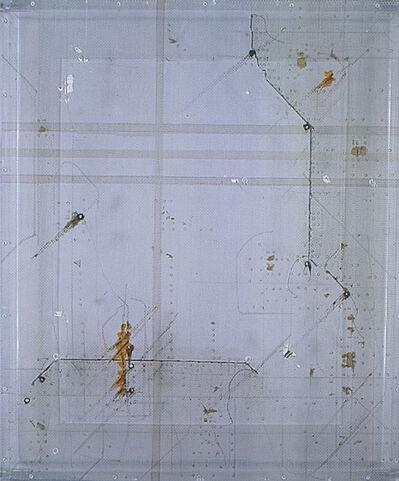 Enrique Brinkmann, 'Lineas equivocadas', 2003