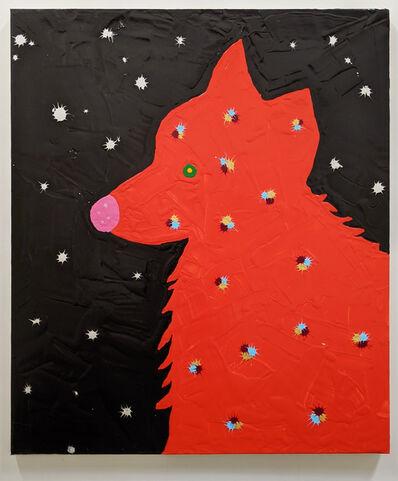Joe Fay, 'Red Coyote', 2019