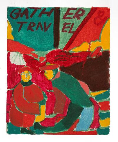 Ed Burkes, 'Gather & Travel', 2020