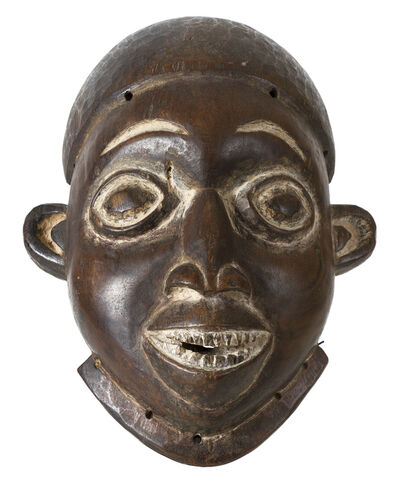 Unknown African, 'Kam Mask, Helmet Crest (Ngoin)', n/a