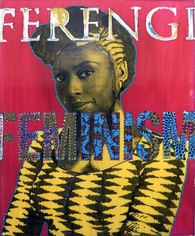 April Bey, 'Americanah (Ferengi Feminism)', 2017