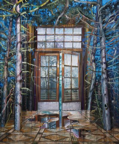 Jacob Brostrup, 'Leaking Door', 2019