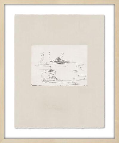 Joseph Beuys, 'Intelligenz der Schwäne', 1985