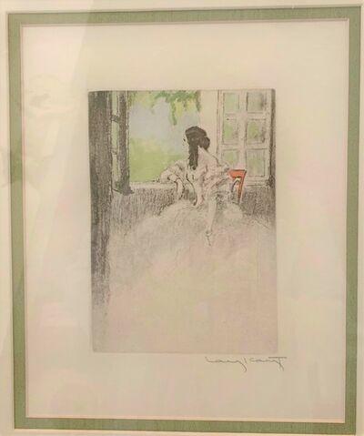Louis Icart, 'Faraway Gaze', 1938