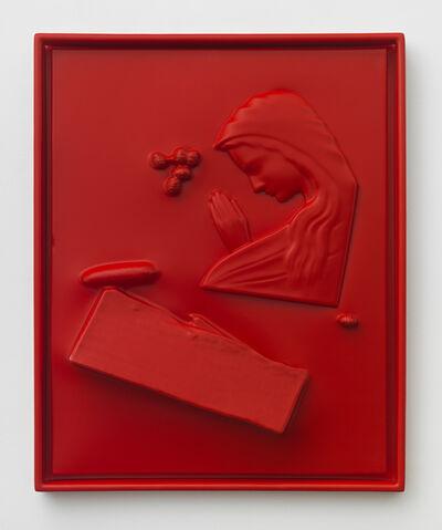 Andreas Slominski, 'Silk', 2018