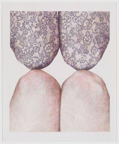 Katarina Riesing, 'Two Knees', 2020