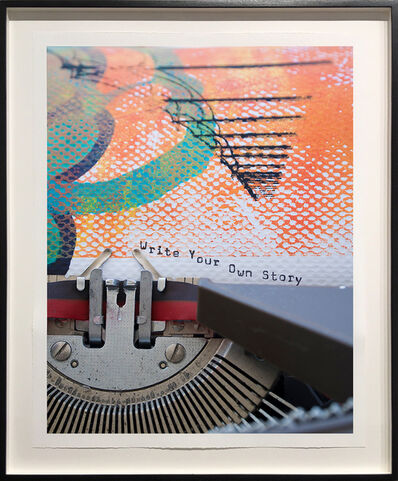 David McCauley, 'Write Your Own Story ', 2019