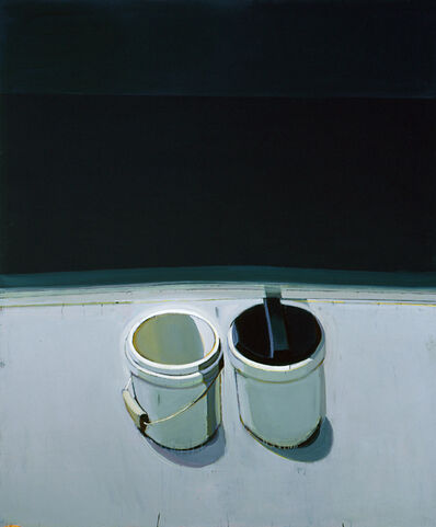 Raimonds Staprans, 'The Two Gesso Cans', 1999