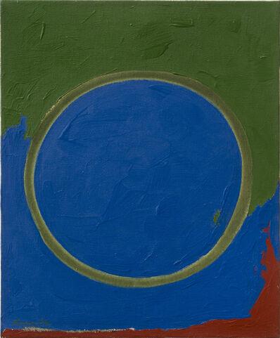 Matsumi Kanemitsu, 'Opening', 1962