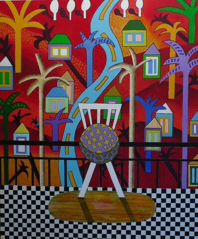 Nihat Kemankaşlı, 'Balcony II', 2015
