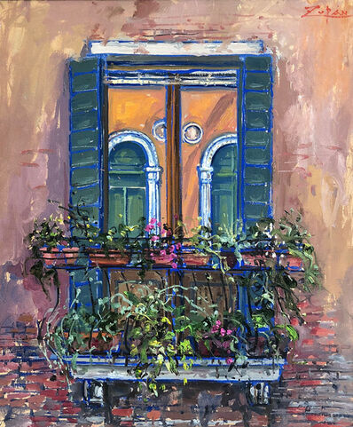 Bruno Zupan, 'Arched Windows, Venice', 2018