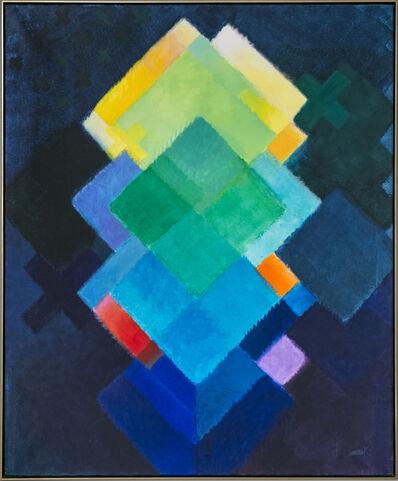 Heinz Mack, 'Später Sommer', 2000