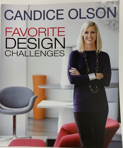 917 Fine Arts Corp., 'Candice Olson Favorite Design Challenges', 2013
