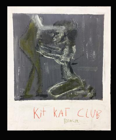 Wulf Treu, 'KIT KAT KLUB', 2016
