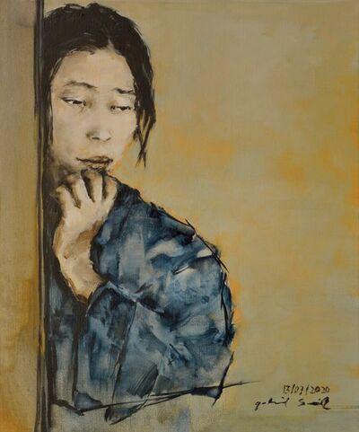 Gabriel Schmitz, 'La Coréenne', ca. 2020