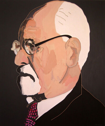 Lee Waisler, 'S. Freud', 2009