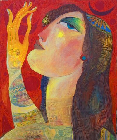 Saad Ali, 'Darling 2', 2016