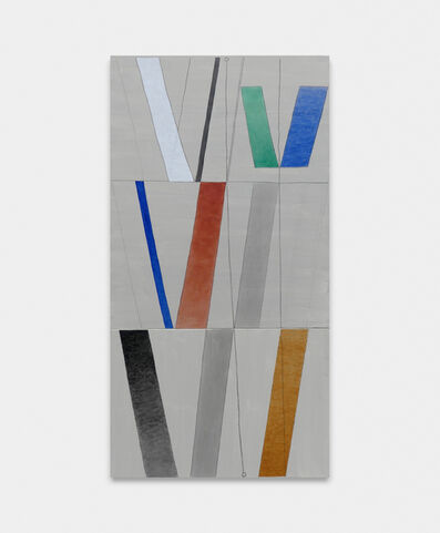 Julio Villani, 'paysage avec ailleurs', 2018