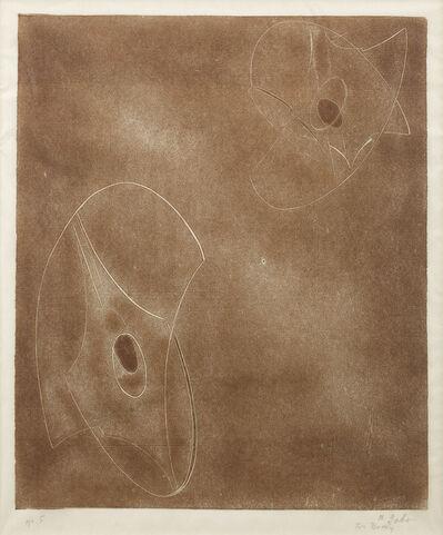 Naum Gabo, 'Opus 5 (Constellations)', 1950-1951