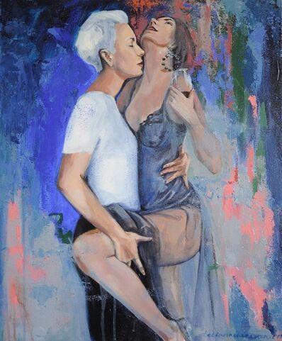 Tetiana Cherevan, 'Muse of the artist', 2016