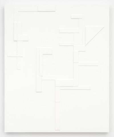 Agnes Barley, 'Untitled Relief 5', 2017