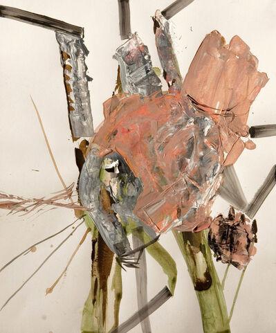Elizabeth Neel, 'Molted', 2007
