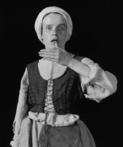 Ann-Sofi Sidén, 'Lip penace, from the series Codex', 1993-2005