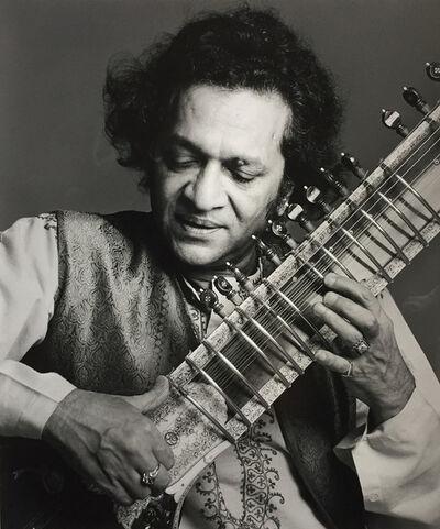 Francesco Scavullo, 'Ravi Shankar (1977)', 2004