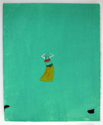 Jumana Emil Abboud, 'The Dancers #9', 2003