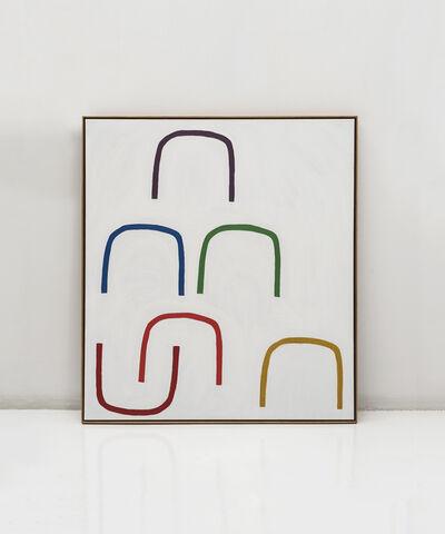 Bertrand Fournier, 'Chukin Rainbow III', 2020