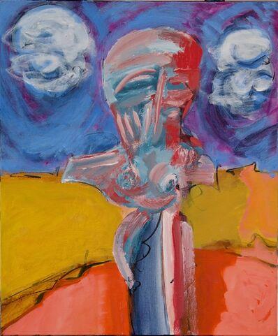 Jason Graves, 'Blue Sky Meditation', 2019