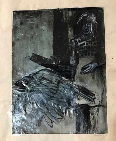 Rosemary Feit Covey, 'Yana's Bird', 2021