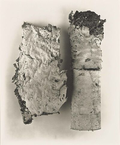 Irving Penn, 'Cigarette #42, New York', c. 1974