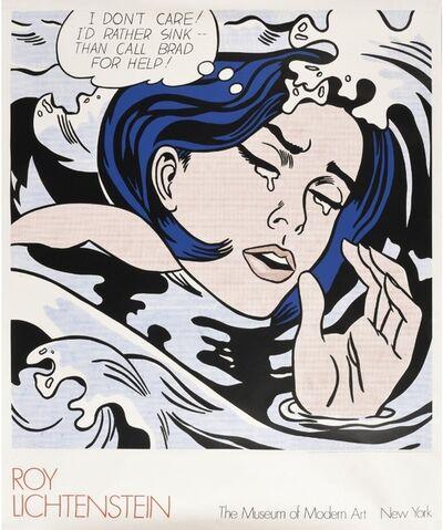 Roy Lichtenstein, 'MOMA', 1989