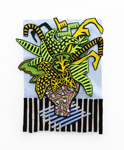 Jody Paulsen, 'Stripey Blue Arrangement ', 2020