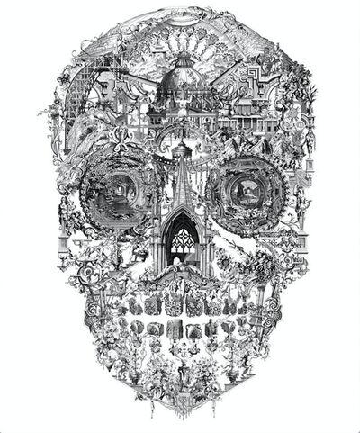 Jacky Tsai, 'Sanctuary Skull', 2017