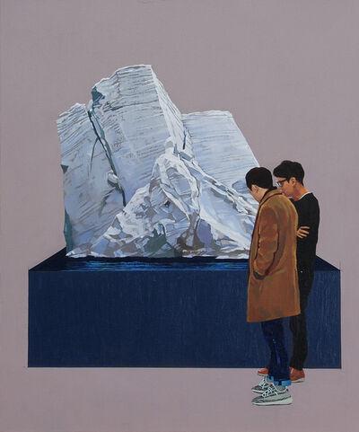 Sangik Seo, 'Familiar Scenery - The last glacier', 2021