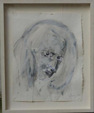 Philippe Pasqua, 'Portrait of a man', 1998