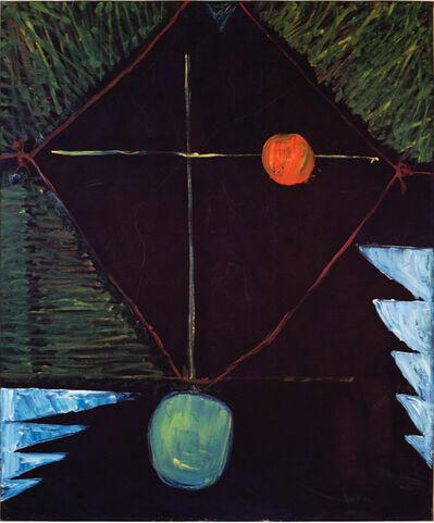 Harold Town, 'Juggling in Rousseaux's Dark', 1960