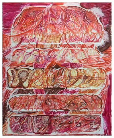 Gerald Davis, 'Burger With Demons', 2015