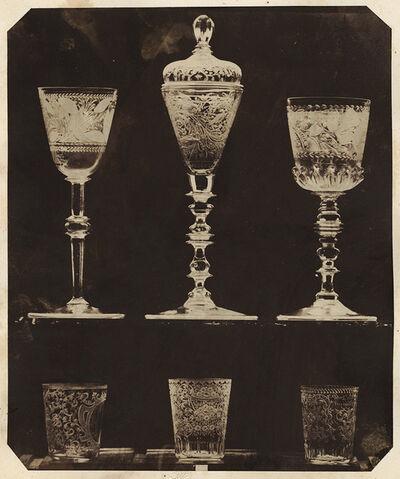 Johann Ludwig Belitski, 'Glassware', 1854/1854