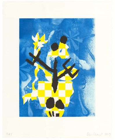 Charline von Heyl, 'Wicked Wish', 2020