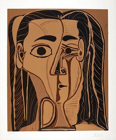 Pablo Picasso, 'Grande Tete de Femme', 1962