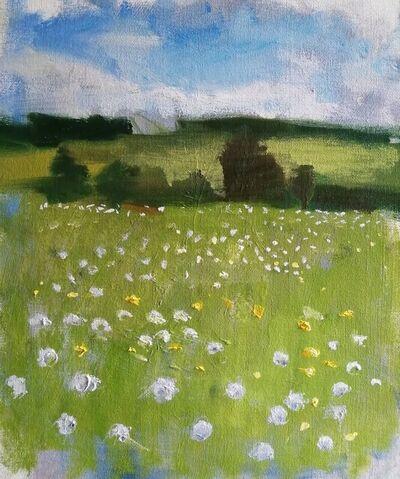 Rosemary Burn, 'Dandelions', 2021