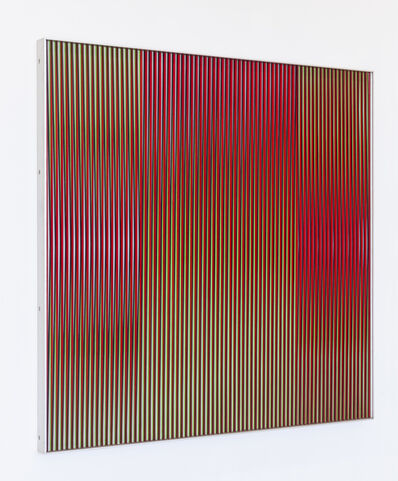 Carlos Cruz-Diez, 'Physichromie 887', 1976