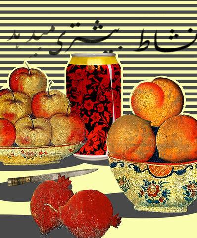Hojat Amani, 'Delicious', 2015
